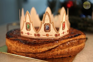 Christmas Special Order - 'Galette Des Rois' Kings' Cake