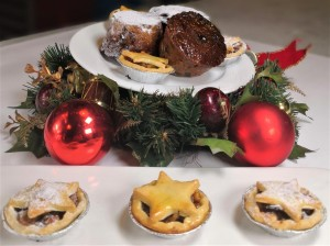 Christmas Special Order - Minced Pie & Christmas Pudding